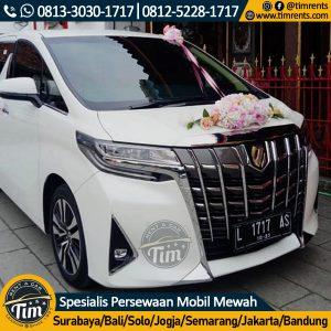 Rental Mobil Pengantin Murah di Semarang