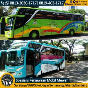 sewa dan rental mini bus suarabaya